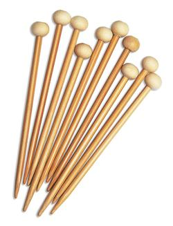 SeeKnit Marking Pins, bamboo