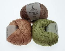 Mullberry Silk