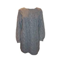 Gepard Cabled 80's Sweater