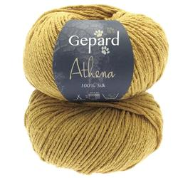 Gepard Athena raw silk