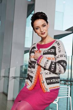 Gepard Faroese Thoughts Cardigan