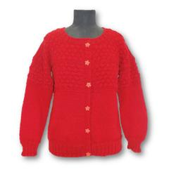 Gepard Sailors Bobble Pattern Cardigan