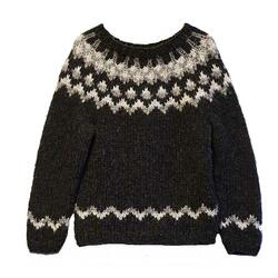 Nordic Sweater for Kids D