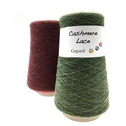 Gepard Cashmere Lace - Cones