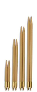 KOSHITSU Interchangeable Circular Needles Pair Tips - 5-10-12½ -14 cm
