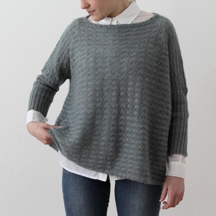 8908d420682 Gepard Inari – sweater med vævestrik