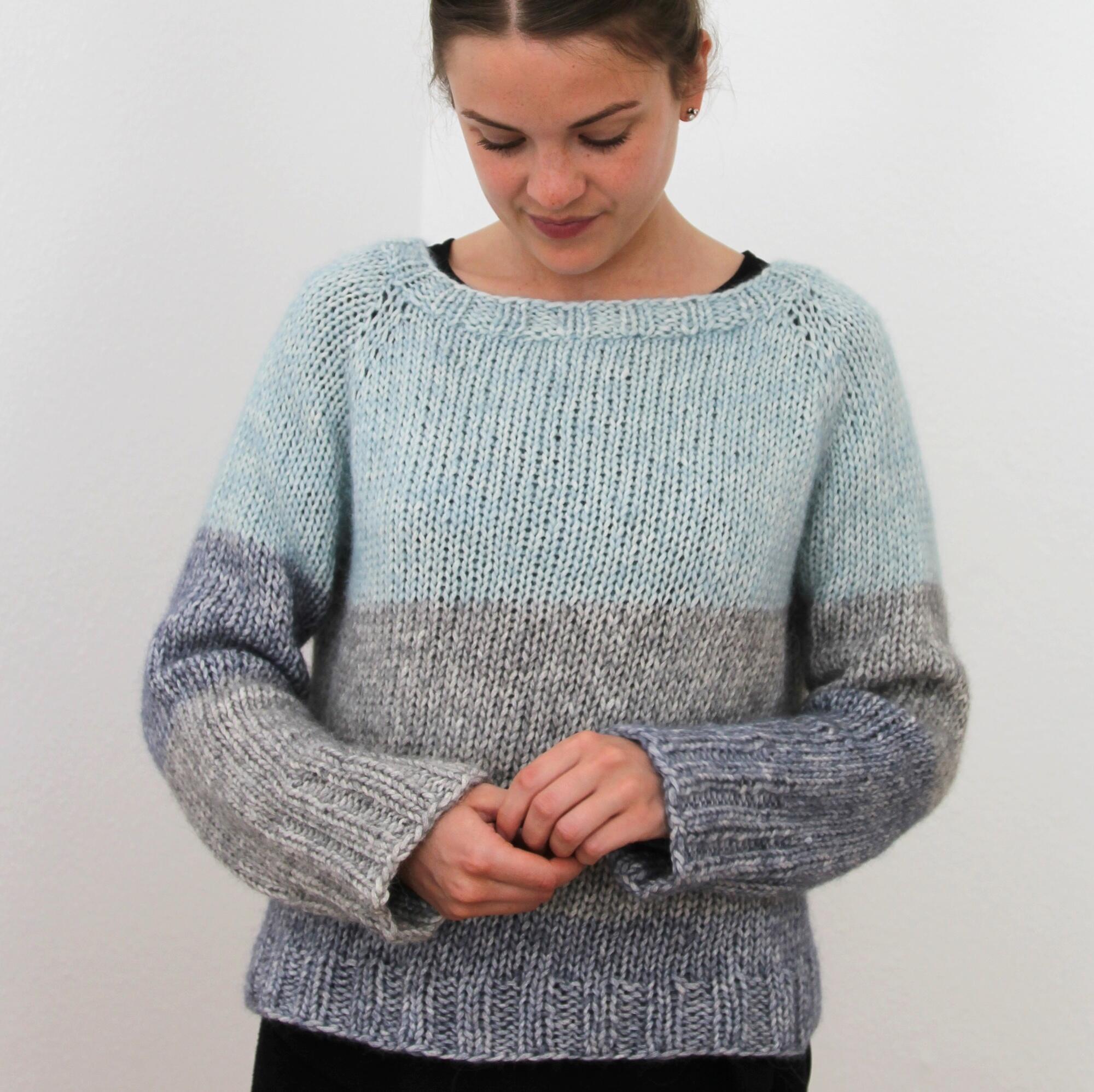 69b154098d8 Gepard Merano sweater – køb opskrifter hos Gepard Garn