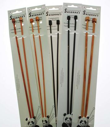 Straight needles 35 cm, in stock