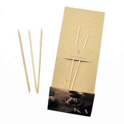 SeeKnit Double pointed needles 10 cm