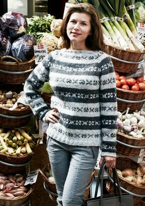 Gepard Faroese Thoughts sweater
