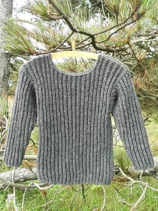 TRS Runö Childs's Sweater