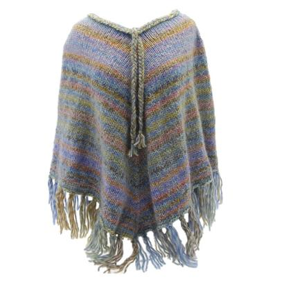 Gepard Colourful poncho