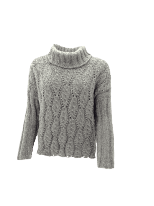 Gepard Sweater in Italian Lace