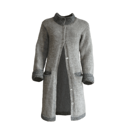 Gepard Cozy Long Pocket Cardigan