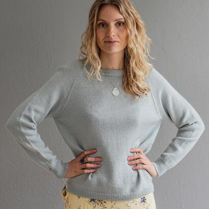 TRS Top-down-sweater