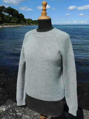 TRS Anne Pullover