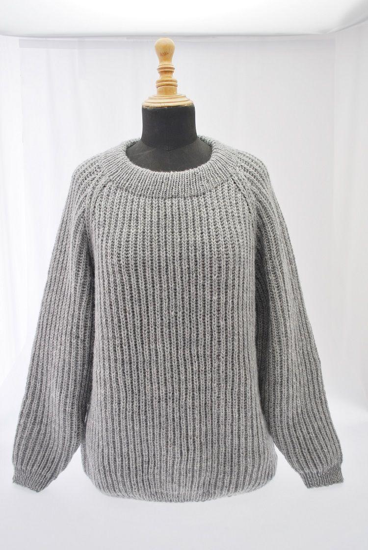 bbc9f5000 Gepard Fishermans Rib Raglan sweater